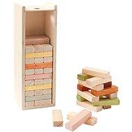 Kostky dřevěné - Dřevěné kostky