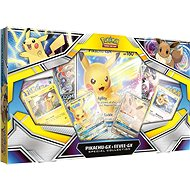 Pokémon TCG: Pikachu-GX & Eevee-GX Special Collection   - Karetní hra