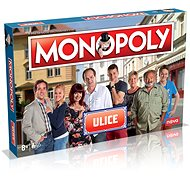 Monopoly Ulice - TV Nova - Board Game