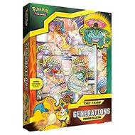 Pokémon TCG: TAG TEAM Generations Premium Collection - Karetní hra