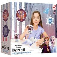 Frozen 2 Sada na výrobu sněhu - Kreativní sada