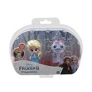 Frozen 2: Whisper & Glow Mini Doll - Elsa & Fire Spirit - Figure