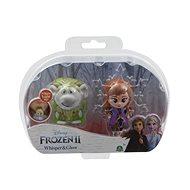Frozen2: Whisper & Glow Mini Doll - Pabbie & Anna - Figure