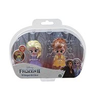 Frozen 2: Whisper & Glow Mini Doll - Elsa & Ana - Figure