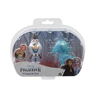 Frozen 2: Whisper & Glow Mini Doll - Olaf & The Nokk - Figurine