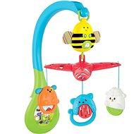 Buddy Toys BBT 5020 Hrací kolotoč Bee - Kolotoč nad postýlku