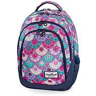 CoolPack Drafter Pastel orient - Školní batoh