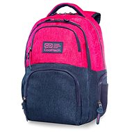 CoolPack Aero Malenge pink - Školní batoh