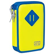 CoolPack Jumper, Yellow Neon - Pencil Case