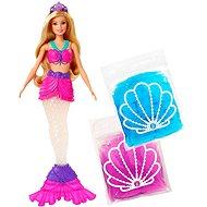 Barbie Mořská víla a třpytivý sliz - Panenka