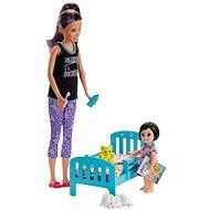 Herní set Barbie sestřičky herní set
