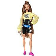 Barbie v šortkách s ledvinkou módní deluxe - Panenka