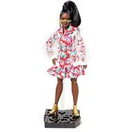 Barbie ve vinylovém kabátku módní deluxe - Panenka