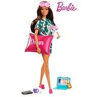 Barbie Wellness panenka s polštářem