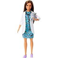 Barbie První povolání - Veterinářka - Panenka