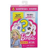 Barbie Oblečky pro povolání s překvapením - Herní set