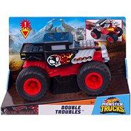 Hot wheels Monster trucks velké nesnáze - Herní set