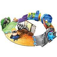 Pixar mini svět herní set - Herní set