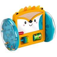 Fisher-Price Jezdící ježek se zrcátkem - Hračka pro nejmenší