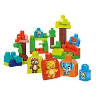 Mega Bloks Fisher-price Buddies from the Forest - Game Set