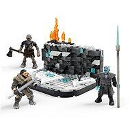 Mega Bloks Bitva bílého chodce - Herní set