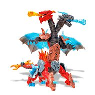 Mega Bloks Dvouhlavý drak - Herní set