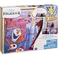 Frozen 2 Dřevěné puzzle - Puzzle