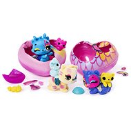 Hatchimals Summer Series of Four S7 - Figures