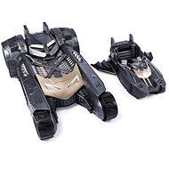 Batman Batmobile 2-in-1 with 10cm Figurine - Game Set