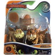 Figurky Draci evoluční balení - Meatlug