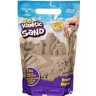 Kinetic Sand Brown sand 0,9kg - Creative Kit