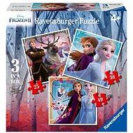 Ravensburger 030330 Disney Ledové království 2 3 v 1
