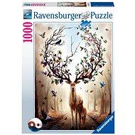 Ravensburger 150182 Bájný jelen - Puzzle