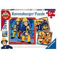 Ravensburger 050772 Požárník Sam zachraňuje - Puzzle