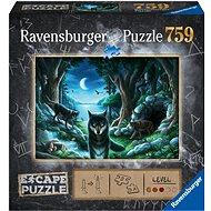Ravensburger 164349 Escape Puzzle: Wolf - Puzzle