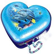 Ravensburger 111725 Heart Underwater World