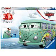 Ravensburger 111855 Fillmore VW Disney Pixar Cars - 3D puzzle