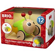 Brio 30255 Svítící světluška - Hračka pro nejmenší