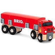 Brio World 33657 Nákladní vůz na dřevo - Příslušenství k vláčkodráze