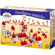 Kit cubes small town - Wooden Toy