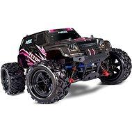 Traxxas Teton 1:18 4WD RTR růžový - RC auto na dálkové ovládání