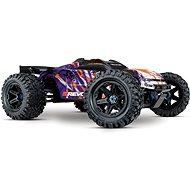 Traxxas E-Revo 1:8 VXL RTR fialové - RC auto na dálkové ovládání