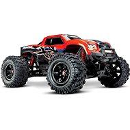 Traxxas X-Maxx 8S 1:5 4WD TQi RTR červený - RC auto na dálkové ovládání