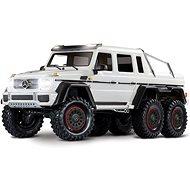 Traxxas TRX-6 Mercedes G 63 6x6 1:10 TQi RTR bílý - RC auto na dálkové ovládání