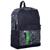 Lanno Graphics Urban Jungle - Školní batoh