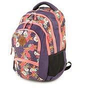 Rucksack Only Grand Violet spring - Školní batoh