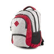 Rucksack Only Black Velvet Grey - Backpack