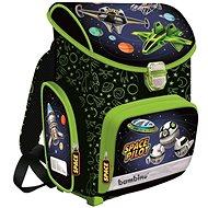 St. Majewski Premium space - Školní batoh