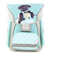 Aktovka s přední kapsou Studio Pets Scooter - Školní batoh