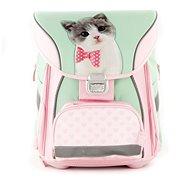 Aktovka s přední kapsou Studio Pets Kitty Cute - Školní batoh